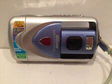 Nikon CoolPix 2500 2.0MP Digital Camera Silver TESTED