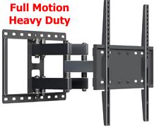 Husky Mounts Full Motion TV Wall Mount 32 40 42 47 50 52 55 Inch Flat Screen LED