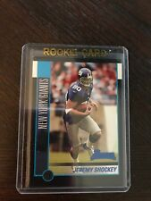 2002 Bowman Jeremy Shockey Rookie Card NM-MT
