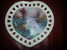 Sacred is the Promise of Love by Lena Liu Collector Plate Wings of Love