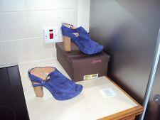 Jones Bootmaker, Ladies Suede Sandals, Size Uk 5/38, V.G.C. Worn Once