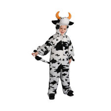 Plush Cow Fancy Dress Costume for Kids By Dress up America