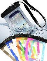 Custodia smartphone waterproof sea impermeabile acqua cover per CELLULA Samsung