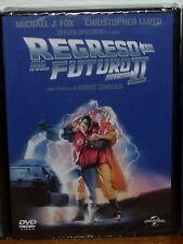 REGRESO AL FUTURO II-BACK TO THE FUTURE II-DVD-PRECINTADO-NUEVO (SIN ABRIR) R2