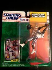 Andre Rison Atlanta Falcons NFL Starting Lineup Action Figure NIB Kenner 1994