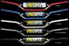 Protaper 250cc Motorbike Low Rise Handlebars 7/8 22mm Pro Taper Black Red Blue