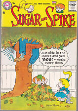 Sugar And Spike #5-1956 fn Sheldon Mayer
