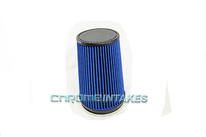 """BLUE 1996 UNIVERSAL 152mm 6"""" INCHES DIAMETER TRUCK DRY AIR INTAKE FILTER"""