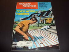 Popular Science May 1976 Solar Water Heaters ID:43459