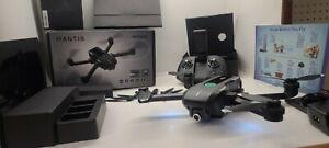 Yuneec Mantis Q 4K 33min Foldable Drone new - Black NO RESERVE!!! NO RESERVE!!!