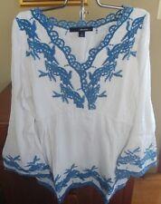 Denim 24/7 plus size blouse NWT SIZE 14W