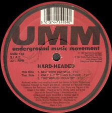 HARDHEAD - New York Express - 1994 - UMM 148 - Ita