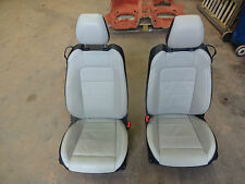 Ford Mustang GT Coupe Seats   S550 Heated & Cooled Seats   Mustang Seats DK