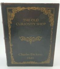 Hollow Book Safe Classic Literary Charles Dickens 1840 The Old Curiosity Shop