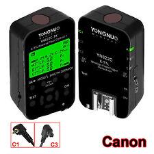 Yongnuo YN-622C KIT TX RX E-TTL CANON YN622C SYNC 1/8000s 5D MARK II 6D 7D II