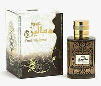 Oud Malezee Eau De Parfum Perfume Spray by Ard Al Zaafaran 100ml