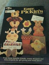Decorative Tole Painting Pattern Book Easy Pickin'S
