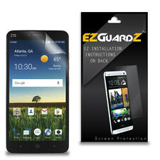 6X EZguardz Ultra Clear Screen Protector Cover HD 6X For ZTE Blade X Max