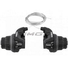 Shimano SL-RS25 3/6/7 Speed 18/21 Speed Shifter Twist Grip SIS Revoshift