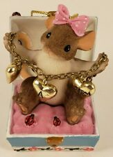 Charming Tails - Charms Treasure Chest - Ornament