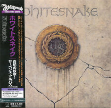 WHITESNAKE, WHITESNAKE, RARE AUTH NUMBERED SHM-CD, JAPAN 2008, UICY-93464 (NEW)