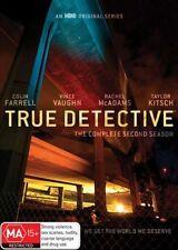 True Detective : Season 2 (DVD, 2016, 3-Disc Set)