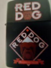 Red Dog Beer Lighter