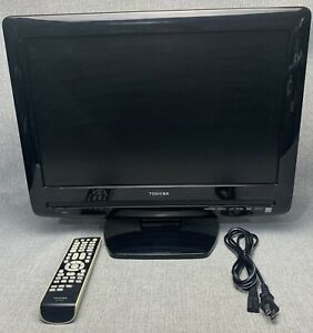 """Toshiba 19LV505 19"""" 720p LCD 19"""" LCD TV w/ Built-In DVD Player, HDMI, Remote"""