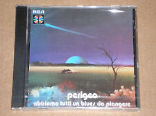 PERIGEO - ABBIAMO TUTTI UN BLUES DA PIANGERE - CD SIGILLATO (SEALED)