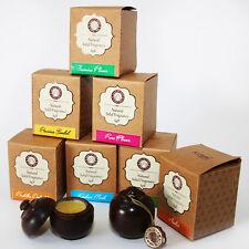 Parfum festes Creme Parfüm im Holzdöschen Indien Duft 100 % Natürlich 6 Gramm ts