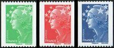 2008 FRANCE N°4239/4241** Marianne de Beaujard Série Timbres de Roulette TTB MNH