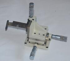Line Tool  Precision Probe Micropositioner