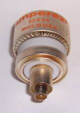 1 NEW IN ORIGINAL SEALED PACKAGE AMPEREX SD694 COAXIAL INPUT 4CX250B TUBE - USA
