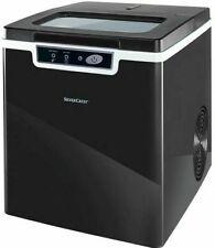 SILVERCREST® Eiswürfelmaschine SEMK 105 A1 mit Kompressor 1,8 Liter Fassungsverm