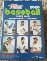 ✅⚾️🔥2020 Topps Heritage High Number Hanger Box 27 Cards-NEW-Sealed