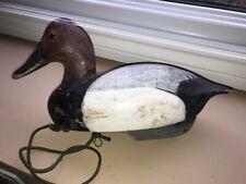 WRAGG & BURRELL, London Ontario, old duck decoy....nice Ontario duck !