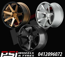 "22"" INCH FERRADA FR1 WHEELS 22X9  22x10.5 RIMS HOLDEN HSV COMMODORE"