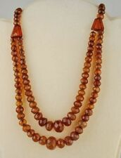 Necklace Amber Silver Art Deco Fine Jewellery