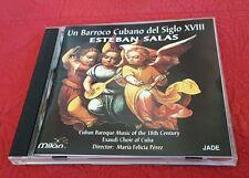 Salas: Un Barroco Cubano Del Siglo, XVIII (CD, Milan)