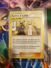 Cosmic Eclipse Cynthia & Caitlin Card 189/236