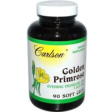 Carlson Labs, Golden Primrose, 1300 mg, 90 Soft Gels