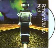 Robbie Williams - Feel - CDS - 2002 - Pop Rock 2TR Cardsleeve