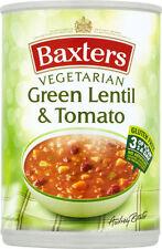 Baxters Vegetarian Puy Lentil & Tomato  3 x 400g