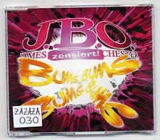 J.B.O. JBO Maxi-CD Bums Bums Bums Bums - 4-track CD