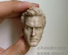 Blank 1/6 scale Evil Dead 2 Ash Williams Henrietta head sculpt unpainted