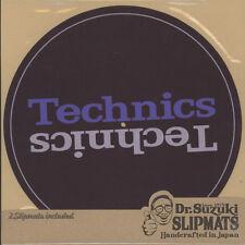 Dr. Suzuki - Slipmats Mix Edition Technics Black