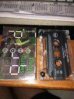 THE GRID SWAMP THING Cassette Tape Cassette Single