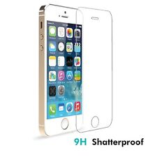 Tempered Glass Film Screen Protectors Protective for Apple iPhone SE 5 5S Hot