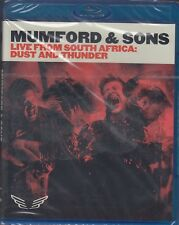 Mumford & Sons / Live In South Africa: Dust And Thunder (Blu-ray, NEU! OVP)