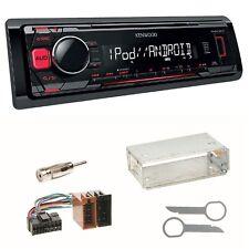 Kmm-203 Autoradio USB mp3 wma Kit de montage pour Mercedes A C M Classe w168 w163 w202